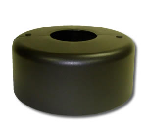 Round Base Cover - Plastic