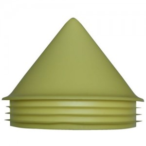 pointed pole cap, light pole caps, light pole covers, pole cap, pole caps
