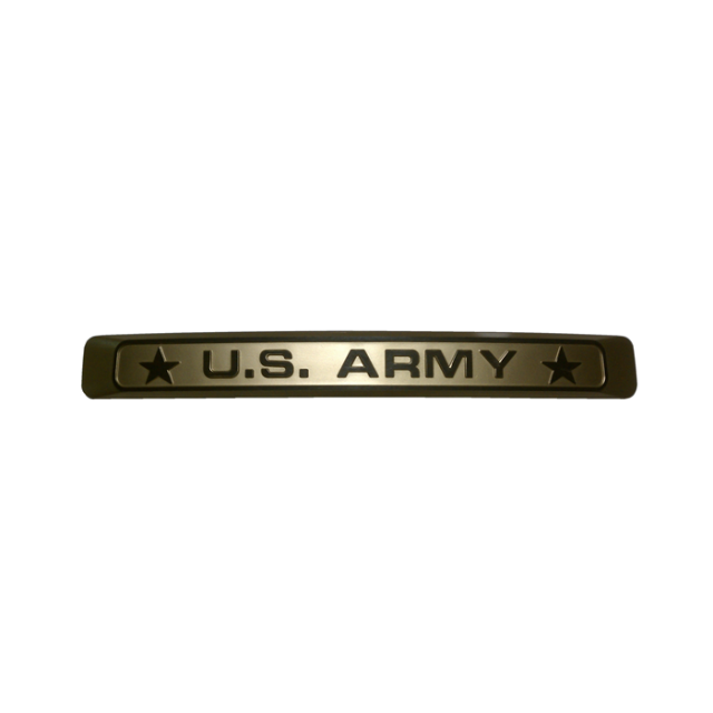 Army Gold w Black letters