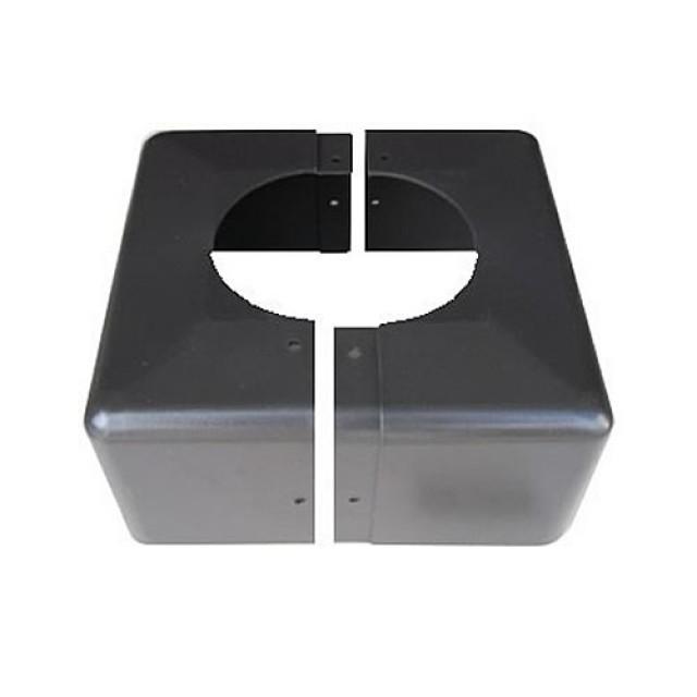 square light pole base covers, square lightpole base covers, square pole base covers, square base covers