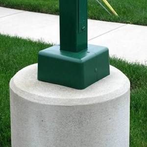 square base cover, base covers, square base covers, base cover, light pole base cover