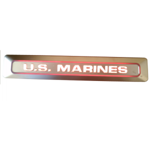 USMC Gold Lighted.