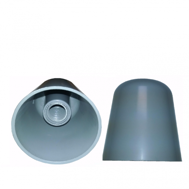 1 3/4 inch round nut covers, plastic nut cover -JMA manufacturing